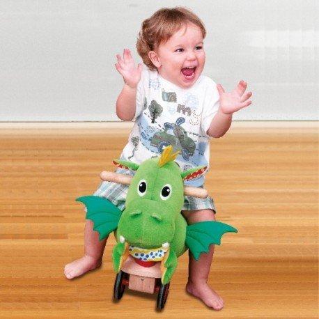 Juego para bebes a partir de 1 año Dragon Puffy marca Wonderworlds