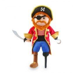 Marioneta de mano Pirata a partir de 3 años marca Fiesta Crafts