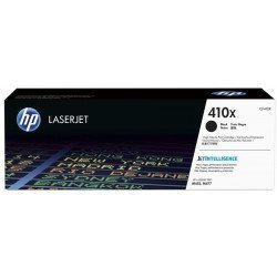 Toner HP 410X color Negro CF410X