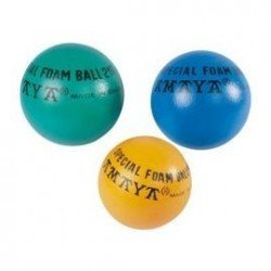 Pelota Foam y polipiel 95 mm Amaya