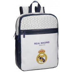 "Mochila para portátil 13,3"" Real Madrid White"