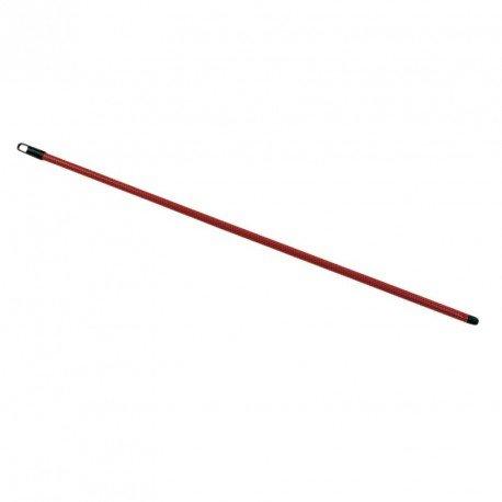 Palo de metal para escoba o fregona 130 cm Easy Touch