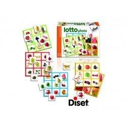 Juego didactico a partir de 3 años Foto Lotto Diset