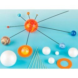Kit Construye tu Sistema Solar itKrea