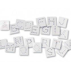 Letra Adhesiva Individual Diamante 1,5 cm itKrea