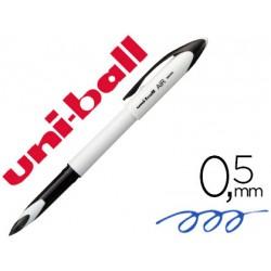 Boligrafo Roller Uni-Ball Air Micro 0,5 mm tinta azul uba-188el-m