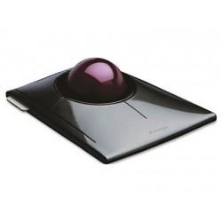 Raton optico Kensington Trackball Slimblade USB 4 botones y cable 150cm