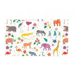 Papel Regalo Arguval Turnowsky 50x70cm de Animales