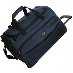 Bolso de viaje 55x34x33 cm de Poliéster Movom Ottawa 2 ruedas Azul