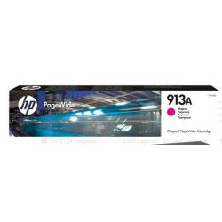 Cartucho HP 913A PageWide Ink-jet Magenta F6T78AE 3.000 paginas