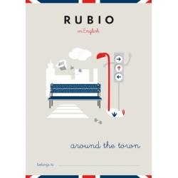 Cuaderno Rubio in English Around the town
