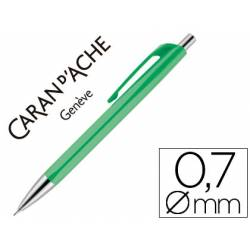 Portaminas Caran D´ache 888 trazo 0,7mm infinite color Verde verones