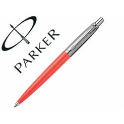 Bolígrafo Parker Jotter Special Punta 1mm Tinta Azul Coral