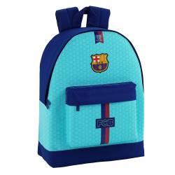 Mochila escolar F.C. Barcelona 43x32,5x15 cm 2 Equipación 17/18