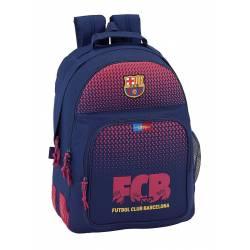 Mochila escolar F.C. Barcelona 42x32x15 cm Azul
