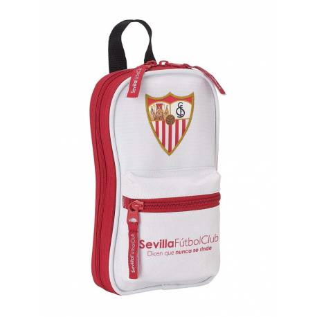 Plumier Sevilla F.C 23x12x5 cm 4 portatodos