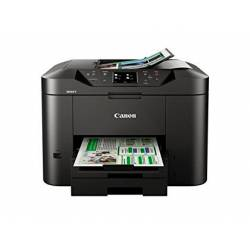 Equipo multifuncion Canon Maxifi MB2750 inyeccion tinta color