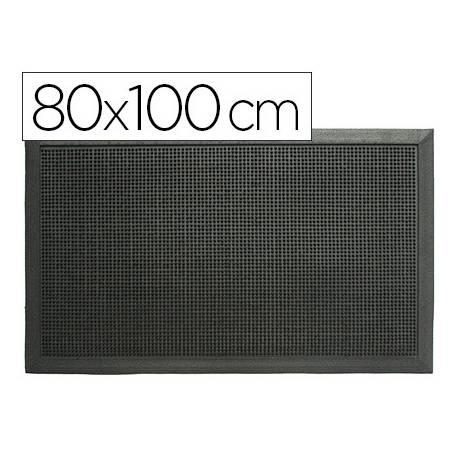 Alfombra Felpudo para suelo Fast Paperflow Púas 80x100 cm
