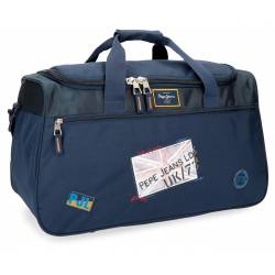 Bolsa de viaje 52x29x29 cm de Poliester Pepe Jeans Scarf