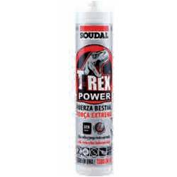 Sellador Universal Soudal T-Rex Power Extrafuerte de 290 ml