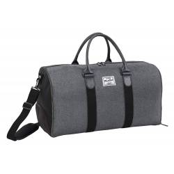 Bolsa Deporte Blackfit8 Black & Grey 53x30x28 cm Poliéster
